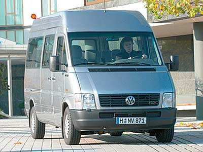 Volkswagen LT28 II 2.8 TDI High Top