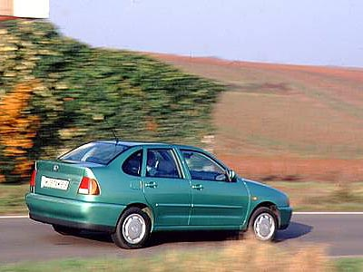 Volkswagen Polo Classic 1.9 TD