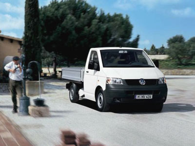 Volkswagen Transporter T5 1.9 TDi Pick-Up